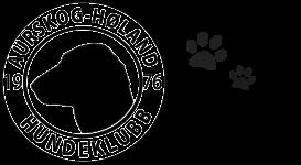 Aurskog-Høland Hundeklubb Logo